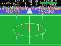 Super Soccer per Atari 2600