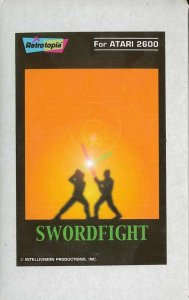 Swordfight per Atari 2600