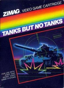 Tanks But No Tanks per Atari 2600