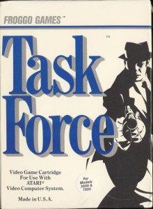 Task Force per Atari 2600