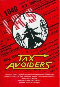 Tax Avoiders per Atari 2600