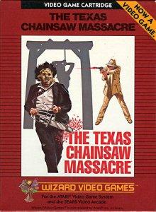 Texas Chainsaw Massacre per Atari 2600