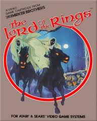 The Lord of The Rings: Journey To Rivendell per Atari 2600