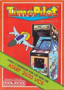 Time Pilot per Atari 2600