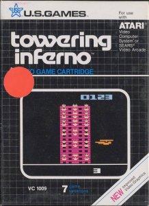 Towering Inferno per Atari 2600