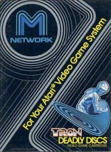 Tron Deadly Discs per Atari 2600