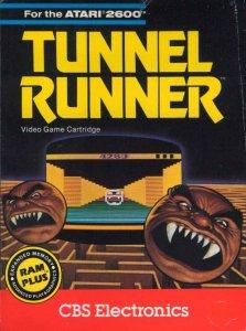Tunnel Runner per Atari 2600
