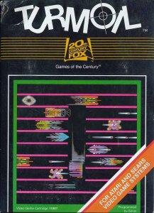 Turmoil per Atari 2600