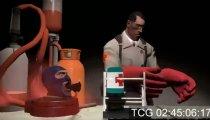 "Team Fortress 2 - Meet the Medic: ""Making gods"""