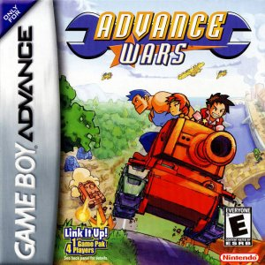 Advance Wars per Game Boy Advance
