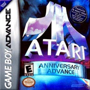 Atari Anniversary Advance per Game Boy Advance