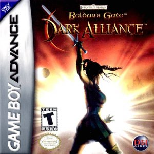 Baldur's Gate: Dark Alliance per Game Boy Advance
