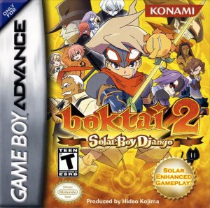 Boktai 2: Solar Boy Django per Game Boy Advance