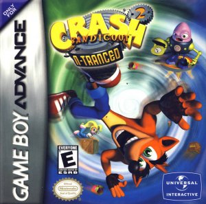Crash Bandicoot 2: N-Tranced per Game Boy Advance