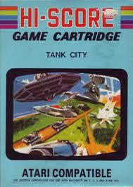 Tank City per Atari 2600
