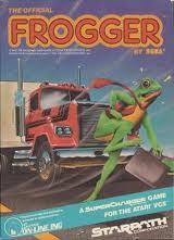 The Official Frogger per Atari 2600