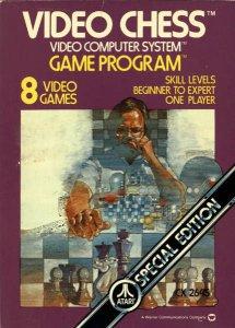Video Chess per Atari 2600