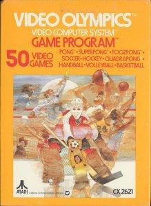 Video Olympics per Atari 2600