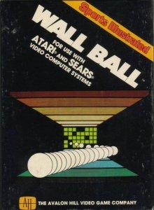 Wall Ball per Atari 2600