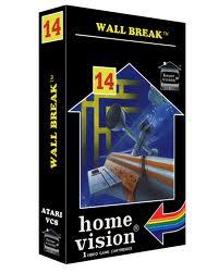 Wall Break per Atari 2600