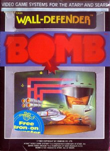 Wall Defender per Atari 2600