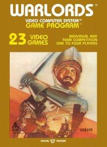 Warlords per Atari 2600