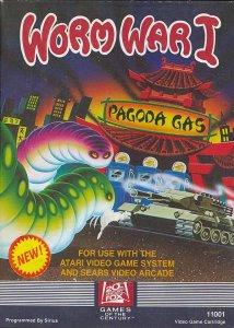 Worm War I per Atari 2600