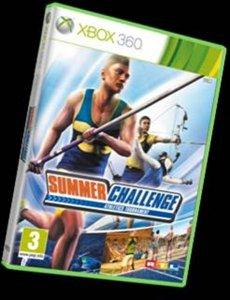 Summer Challenge: Athletics Tournament per Xbox 360