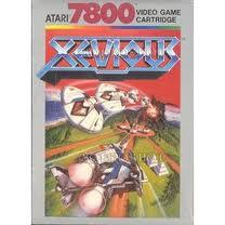 Xevious per Atari 2600