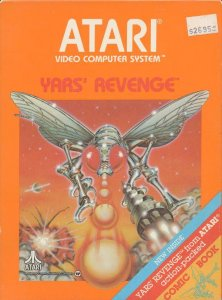 Yar's Revenge per Atari 2600
