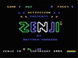 Zenji per Atari 2600