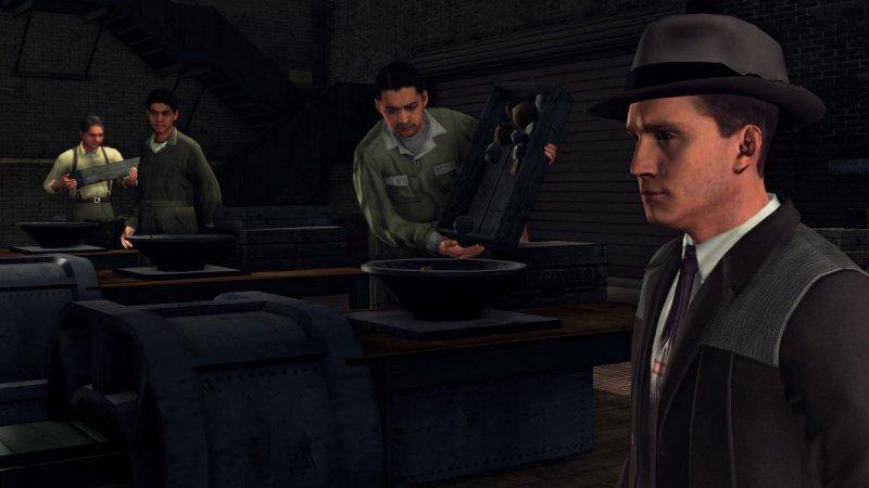 La Complete Edition di L.A. Noire uscirà l'11 novembre