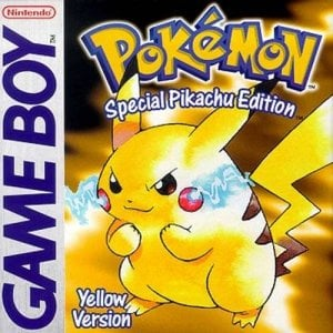 Pokémon Versione Gialla: Speciale Edizione Pikachu per Game Boy