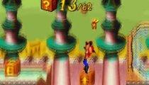 Crash Bandicoot 2: N-Tranced - Gameplay