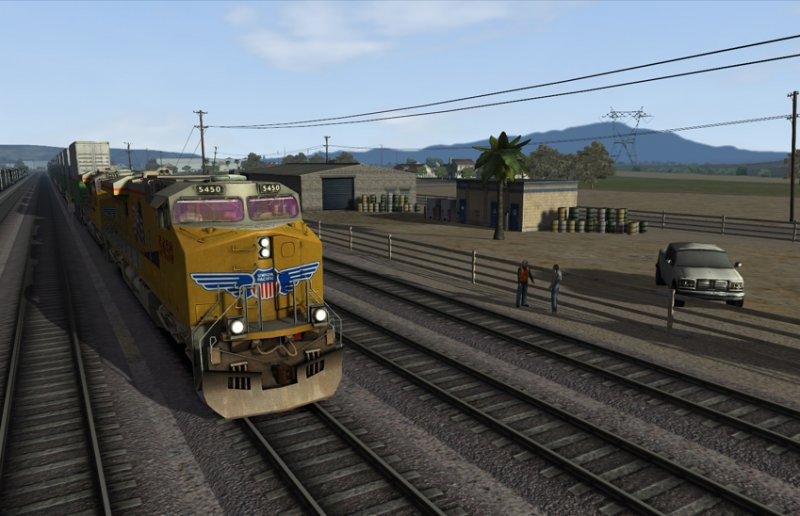 Train Simulator 2012 in arrivo il 23 Settembre