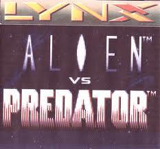 Alien Vs Predator per Atari Lynx