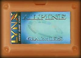 Alpine Games per Atari Lynx