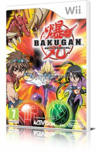Bakugan: Battle Brawlers per Nintendo Wii