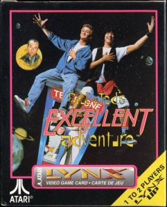Bill & Ted's Excellent Adventure per Atari Lynx