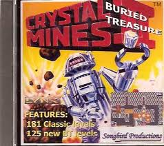 Crystal Mines II: Buried Treasure per Atari Lynx
