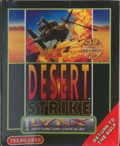 Desert Strike - Return to the Gulf per Atari Lynx