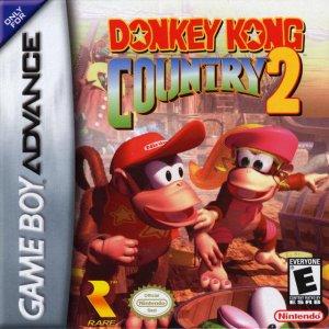 Donkey Kong Country 2 per Game Boy Advance
