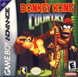 Donkey Kong Country per Game Boy Advance