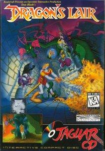 Dragon's Lair per Atari Jaguar