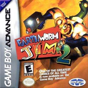 Earthworm Jim 2 per Game Boy Advance