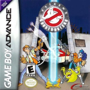 Extreme Ghostbusters per Game Boy Advance