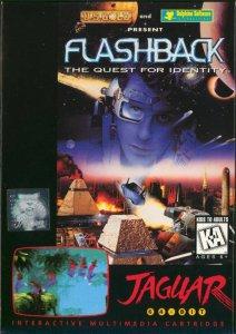 Flashback: The Quest for Identity per Atari Jaguar
