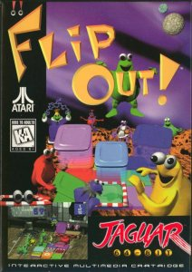 Flip Out per Atari Jaguar