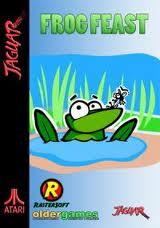 Frog Feast per Atari Jaguar