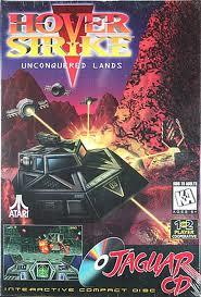 Hover Strike: Unconquered Lands per Atari Jaguar